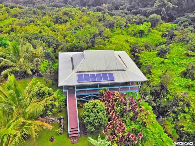 900 Hana Hwy, Hana, HI 96713 (MLS #384736) :: Team Lally