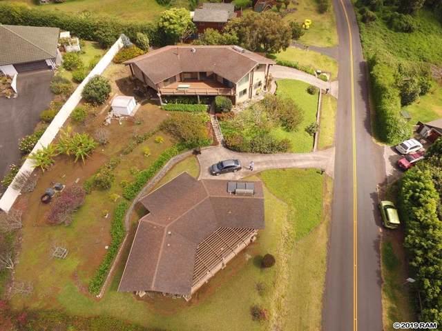 105 Holomakani Dr, Kula, HI 96790 (MLS #384878) :: Coldwell Banker Island Properties