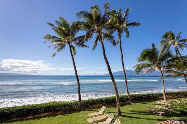 110 Kaanapali Shores Pl #209, Lahaina, HI 96761 (MLS #384920) :: Keller Williams Realty Maui