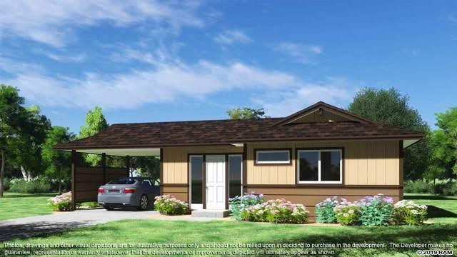 100 Tam Yau Pl 16C, Pukalani, HI 96768 (MLS #384946) :: Maui Estates Group