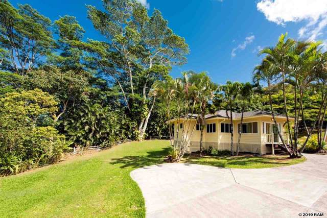 387 Puu Way, Haiku, HI 96708 (MLS #384953) :: Coldwell Banker Island Properties