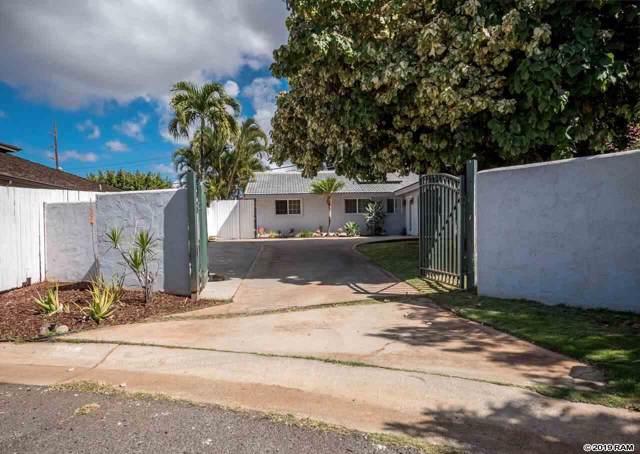 2717 Panepoo St, Kihei, HI 96753 (MLS #385018) :: Elite Pacific Properties LLC