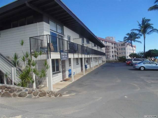 471 Liholiho St #12, Wailuku, HI 96793 (MLS #385050) :: Maui Estates Group