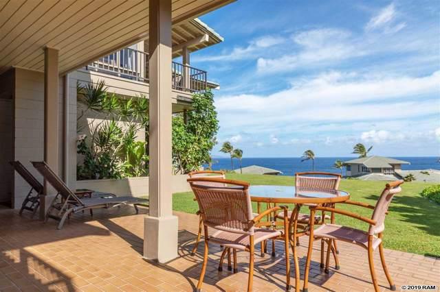 500 Bay Dr 12-G4, Lahaina, HI 96761 (MLS #385264) :: Coldwell Banker Island Properties