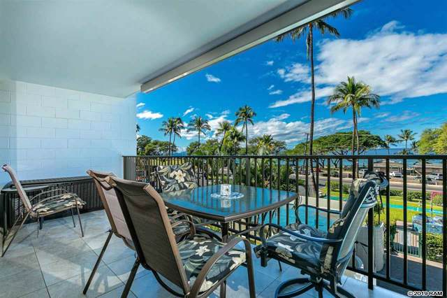 2653 S Kihei Rd #309, Kihei, HI 96753 (MLS #385266) :: Maui Estates Group