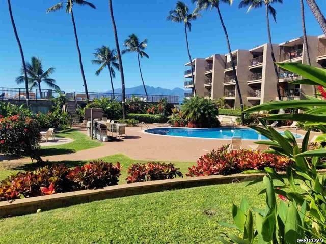 3823 Lower Honoapiilani Rd #116, Lahaina, HI 96761 (MLS #385328) :: Maui Lifestyle Real Estate