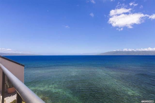 4299 Lower Honoapiilani Rd #281, Lahaina, HI 96761 (MLS #385329) :: Maui Lifestyle Real Estate