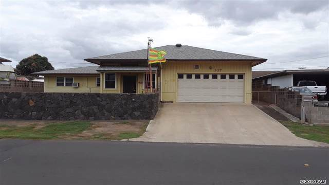 307 Molokai Hema St, Kahului, HI 96732 (MLS #385334) :: Maui Estates Group
