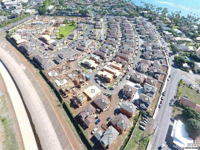 220 Kahoma Village Loop Home # 6, Lahaina, HI 96761 (MLS #385354) :: Elite Pacific Properties LLC