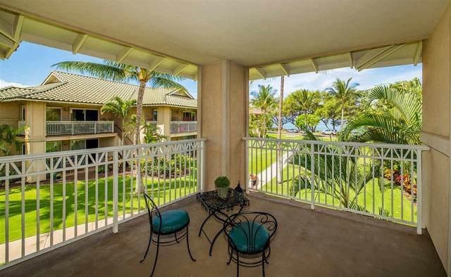 16 Kai Makani Loop D202, Kihei, HI 96753 (MLS #385547) :: Keller Williams Realty Maui