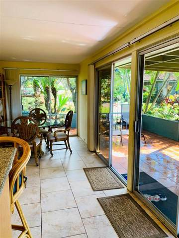 2750 Kalapu Dr #16, Lahaina, HI 96761 (MLS #385571) :: Coldwell Banker Island Properties
