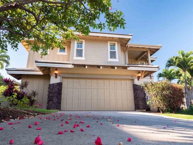 11 Poailani Pl #10, Kihei, HI 96753 (MLS #385575) :: Elite Pacific Properties LLC