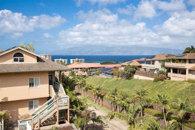 15 Abbey #433, Lahaina, HI 96761 (MLS #385584) :: Team Lally