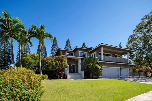 3005 Aina Lani Dr, Makawao, HI 96768 (MLS #385586) :: Coldwell Banker Island Properties