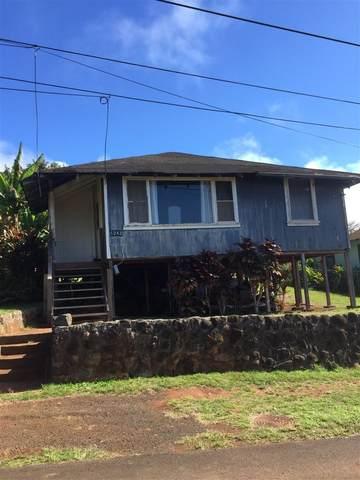 1242 Houston St, Lanai City, HI 96763 (MLS #385737) :: Maui Estates Group