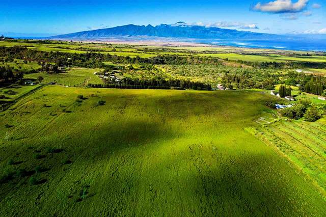 0 Kokomo Rd, Haiku, HI 96708 (MLS #385807) :: Maui Estates Group
