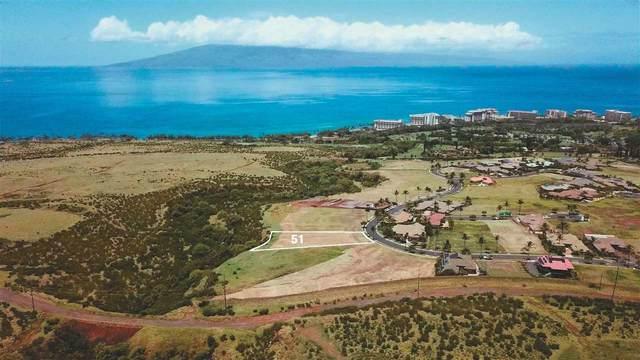 564 Anapuni Loop 51 Ph 2, Lahaina, HI 96761 (MLS #386019) :: LUVA Real Estate