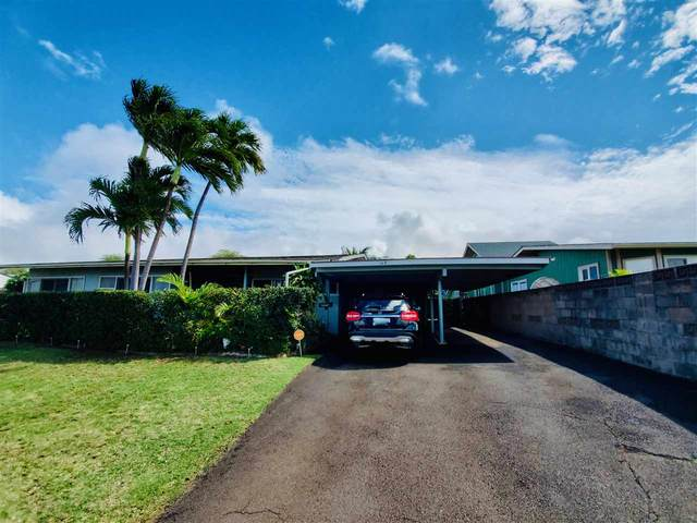 117 W Papa Ave, Kahului, HI 96732 (MLS #386026) :: Elite Pacific Properties LLC