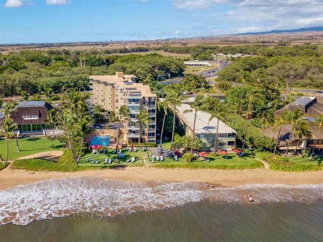 73 N Kihei Rd #402, Kihei, HI 96753 (MLS #386108) :: 'Ohana Real Estate Team