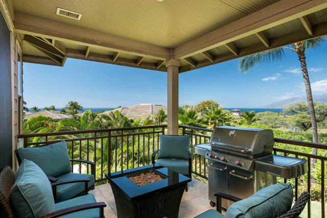 137 Poailani Pl #25, Kihei, HI 96753 (MLS #386169) :: Team Lally