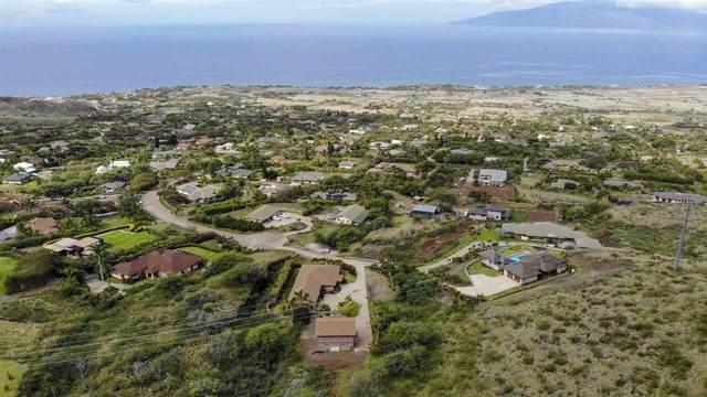 118 Huapala Pl, Lahaina, HI 96761 (MLS #386172) :: Coldwell Banker Island Properties