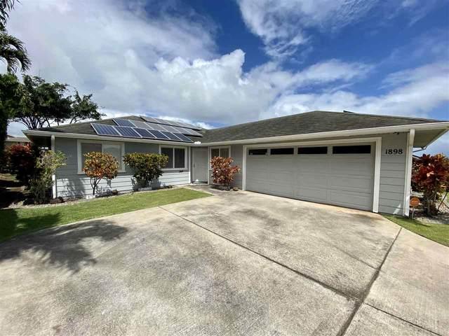 1898 Pohakea Pl, Wailuku, HI 96793 (MLS #386375) :: Maui Estates Group