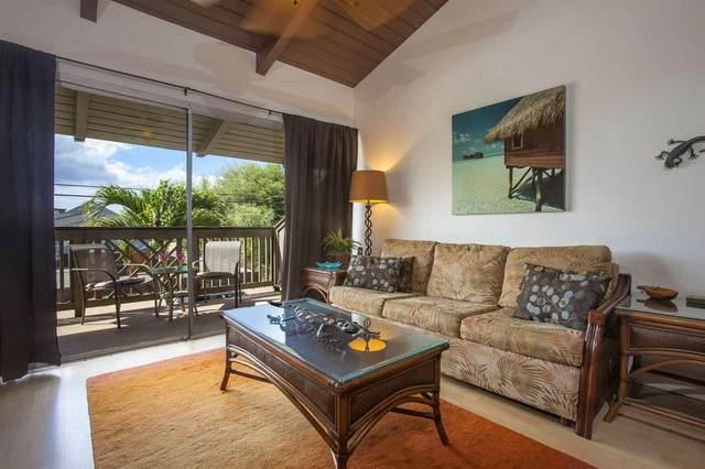 715 S Kihei Rd #208, Kihei, HI 96753 (MLS #386402) :: Coldwell Banker Island Properties