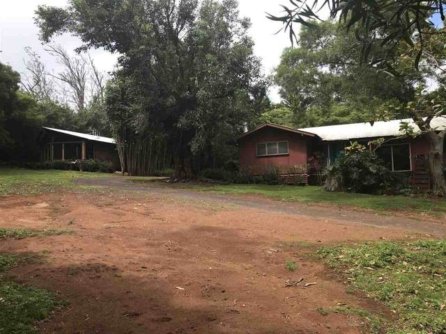 1795 Kalae Hwy, Kualapuu, HI 96757 (MLS #386417) :: Elite Pacific Properties LLC