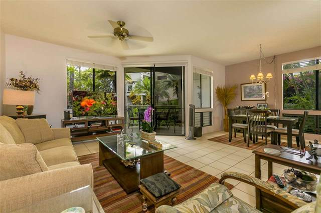 155 Wailea Ike Pl #187, Kihei, HI 96753 (MLS #386418) :: Team Lally