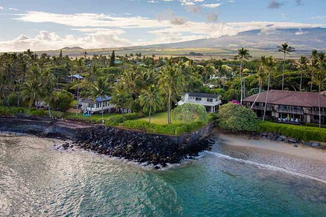 318 Paani Pl, Paia, HI 96779 (MLS #386495) :: Coldwell Banker Island Properties