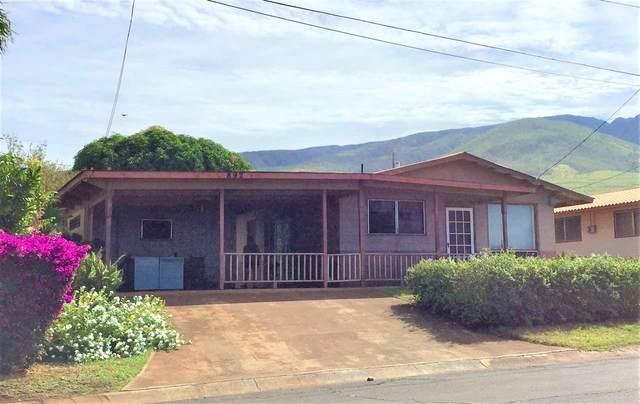 892 Kanakea Loop #42, Lahaina, HI 96761 (MLS #386504) :: Maui Estates Group