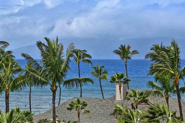 3445 Lower Honoapiilani Rd #544, Lahaina, HI 96761 (MLS #386516) :: Maui Lifestyle Real Estate