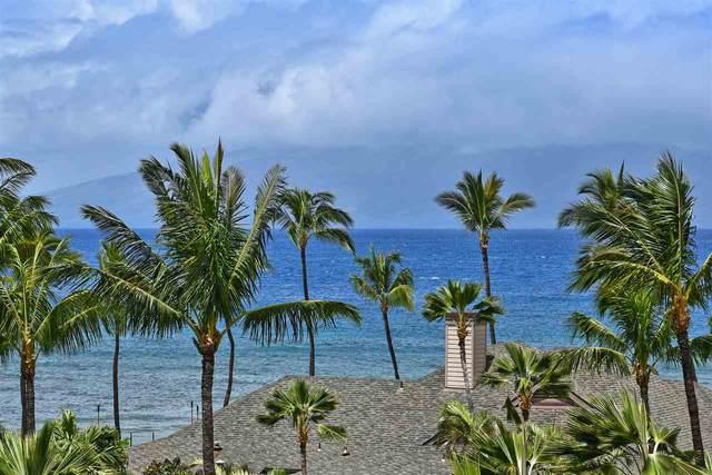 3445 Lower Honoapiilani Rd #544, Lahaina, HI 96761 (MLS #386516) :: Keller Williams Realty Maui