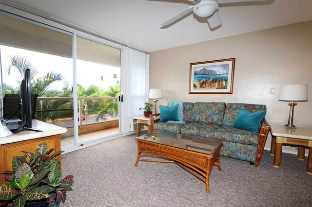 2575 S Kihei Rd Q306, Kihei, HI 96753 (MLS #386639) :: Maui Estates Group