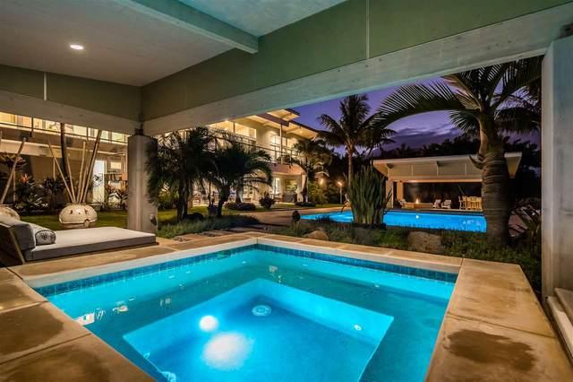 1057 Kapukaulua Pl, Paia, HI 96779 (MLS #386653) :: Elite Pacific Properties LLC