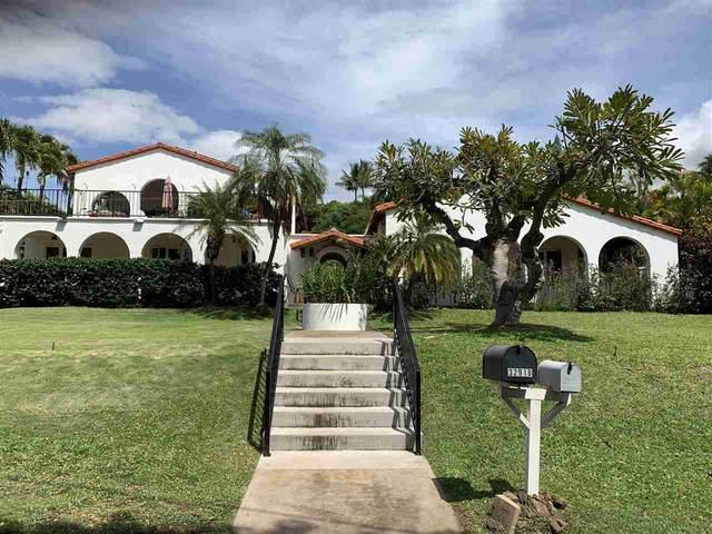 3291 Waileia Pl, Kihei, HI 96753 (MLS #386746) :: 'Ohana Real Estate Team