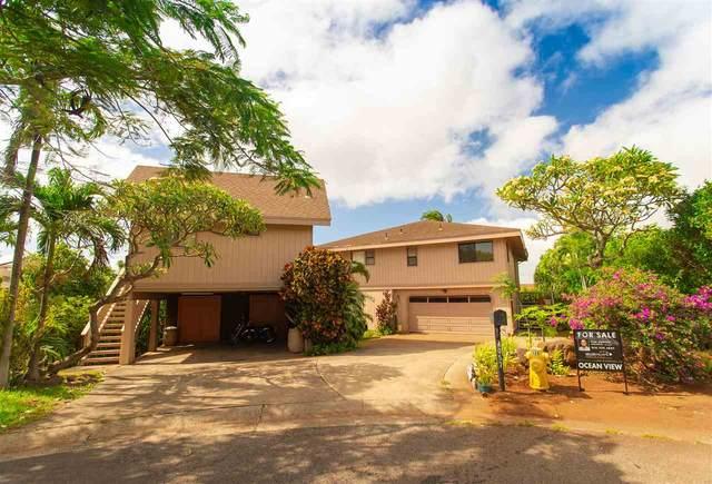 4057 Mahinahina Pl, Lahaina, HI 96761 (MLS #386828) :: Coldwell Banker Island Properties