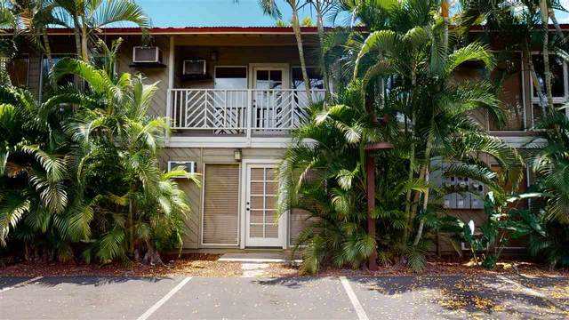 660 Wainee St I203, Lahaina, HI 96761 (MLS #386877) :: Elite Pacific Properties LLC