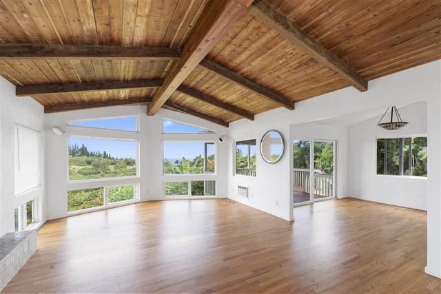 4391 Opana Pl A, Haiku, HI 96708 (MLS #386900) :: Maui Lifestyle Real Estate