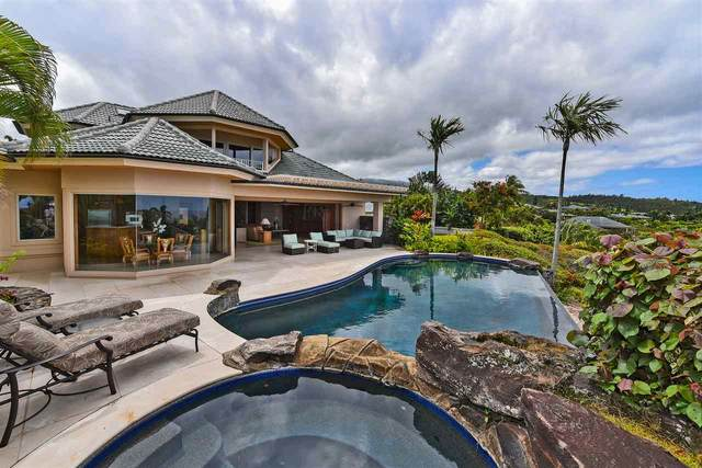 1008 Sunset Dr, Lahaina, HI 96761 (MLS #387038) :: Maui Estates Group
