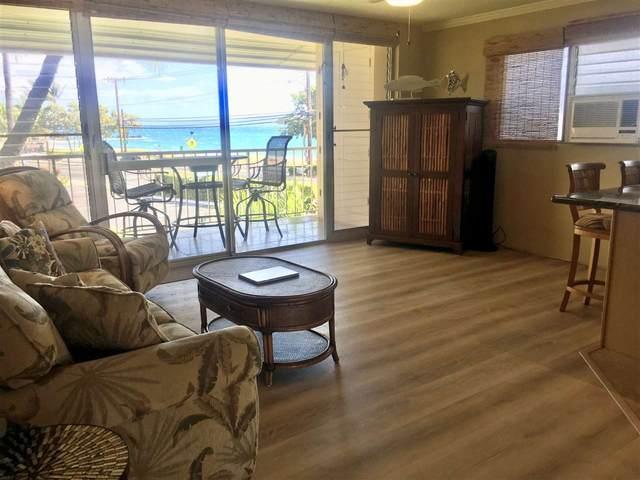 2495 S Kihei Rd #206, Kihei, HI 96753 (MLS #387039) :: Coldwell Banker Island Properties