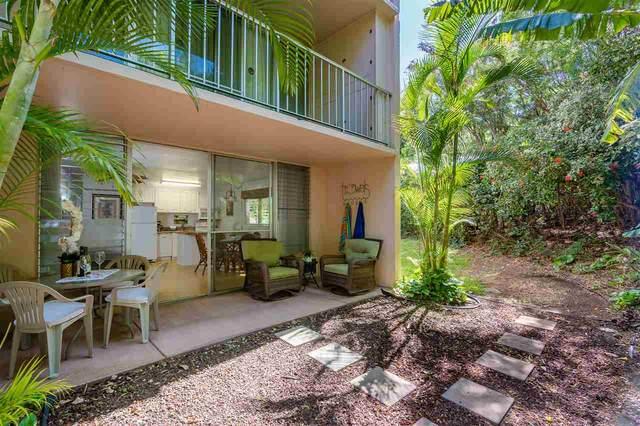 2495 S Kihei Rd #175, Kihei, HI 96753 (MLS #387044) :: Maui Lifestyle Real Estate