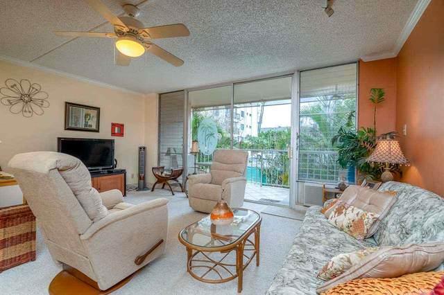 2495 S Kihei Rd #235, Kihei, HI 96753 (MLS #387105) :: Coldwell Banker Island Properties