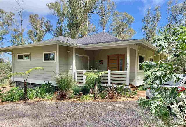 1833 Piiholo Rd Unit A, Makawao, HI 96768 (MLS #387106) :: Maui Estates Group