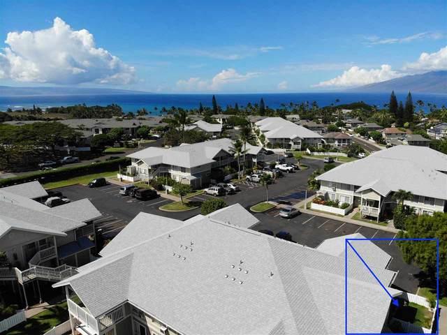 4955 Hanawai St 3-102, Lahaina, HI 96761 (MLS #387143) :: Maui Estates Group