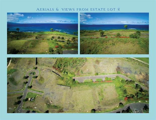 23 Maluaka Pl #8, Kihei, HI 96753 (MLS #387166) :: Coldwell Banker Island Properties