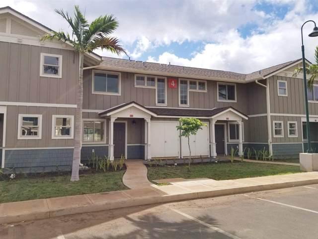 292 Kahoma Village Loop 4-103, Lahaina, HI 96761 (MLS #387198) :: Maui Estates Group