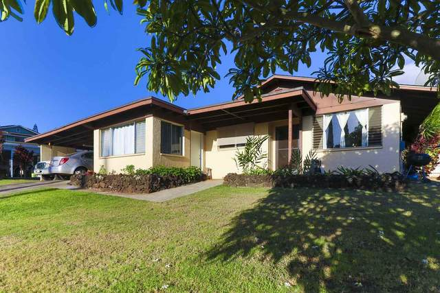 201 Keolalani St, Pukalani, HI 96768 (MLS #387202) :: Maui Lifestyle Real Estate