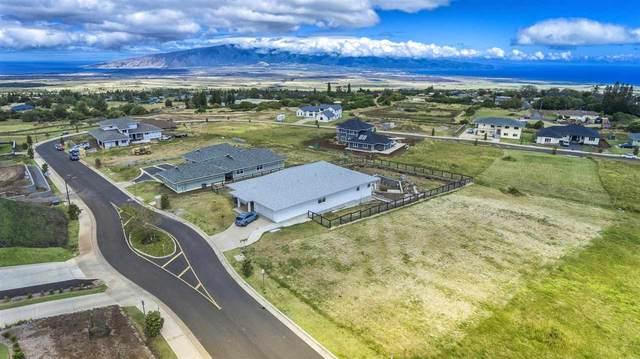 239 Leiohu Cir, Makawao, HI 96768 (MLS #387237) :: Elite Pacific Properties LLC