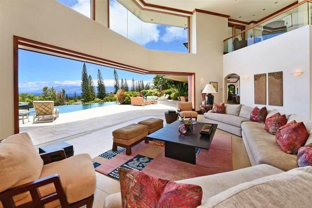 314 Cook Pine Dr, Lahaina, HI 96761 (MLS #387278) :: LUVA Real Estate